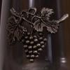 szőlőfürtös óncímke