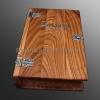Pálinka kódex ón verettel, különlegesen megmunkált, pihentetett japán akácból